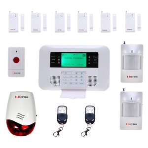 pisector home security alarm system
