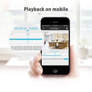 smartphone playback Zsight