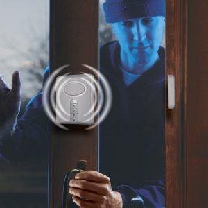 GE Door Alarm