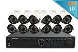 LaView LV-KN996P1612A4-T3 Premium 16 Channel CCTV System + 12 1080P IP Cameras + 3 TB HDD Review