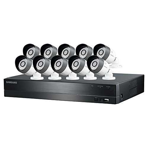 Samsung SDH-C5100 16 Channel 720p HD CCTV System + 2TB HD Review